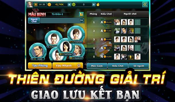 Ongame Mậu Binh (game bài) bài đăng