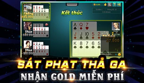 Ongame Mậu Binh (game bài) ảnh chụp màn hình 3