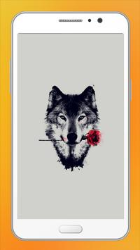 Wolf HD Wallpapers screenshot 3