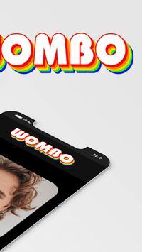 Wombo AI Video MAKER : Make your selfies sing screenshot 3