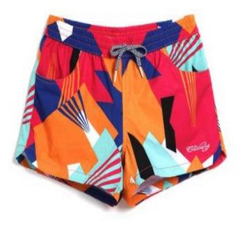 Design Women's Shorts for the Beach poster
