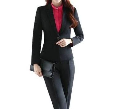 Women Work Suit screenshot 2
