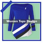 Best Women Tops Design Offline icon