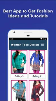 Best Women Tops Design Offline poster