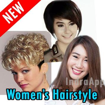 New! Best Model of female hairstyle poster