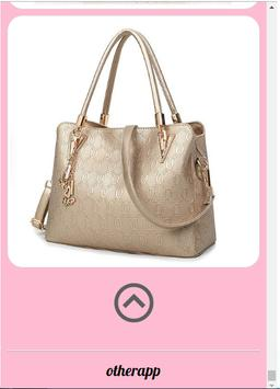 design of women's handbag screenshot 2
