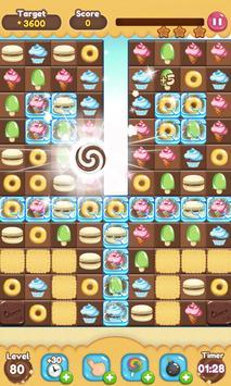 Sweet World - 3 Match screenshot 9