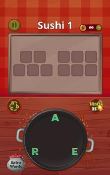 Word Chef Puzzle Mania screenshot 2