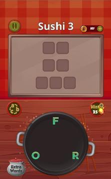 Word Chef Puzzle Mania screenshot 3