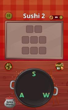 Word Chef Puzzle Mania screenshot 4