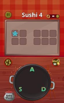 Word Chef Puzzle Mania screenshot 5