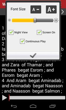 WORDPROJECT AUDIO BIBLE screenshot 4