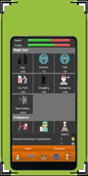 Homeless Life Simulator screenshot 2