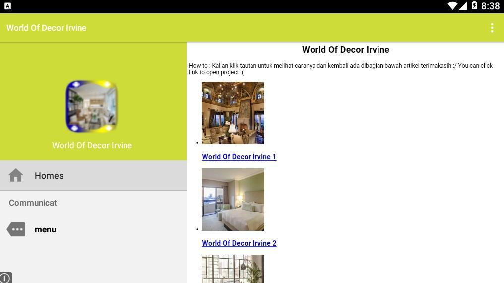 World Of Decor Irvine For Android Apk Download
