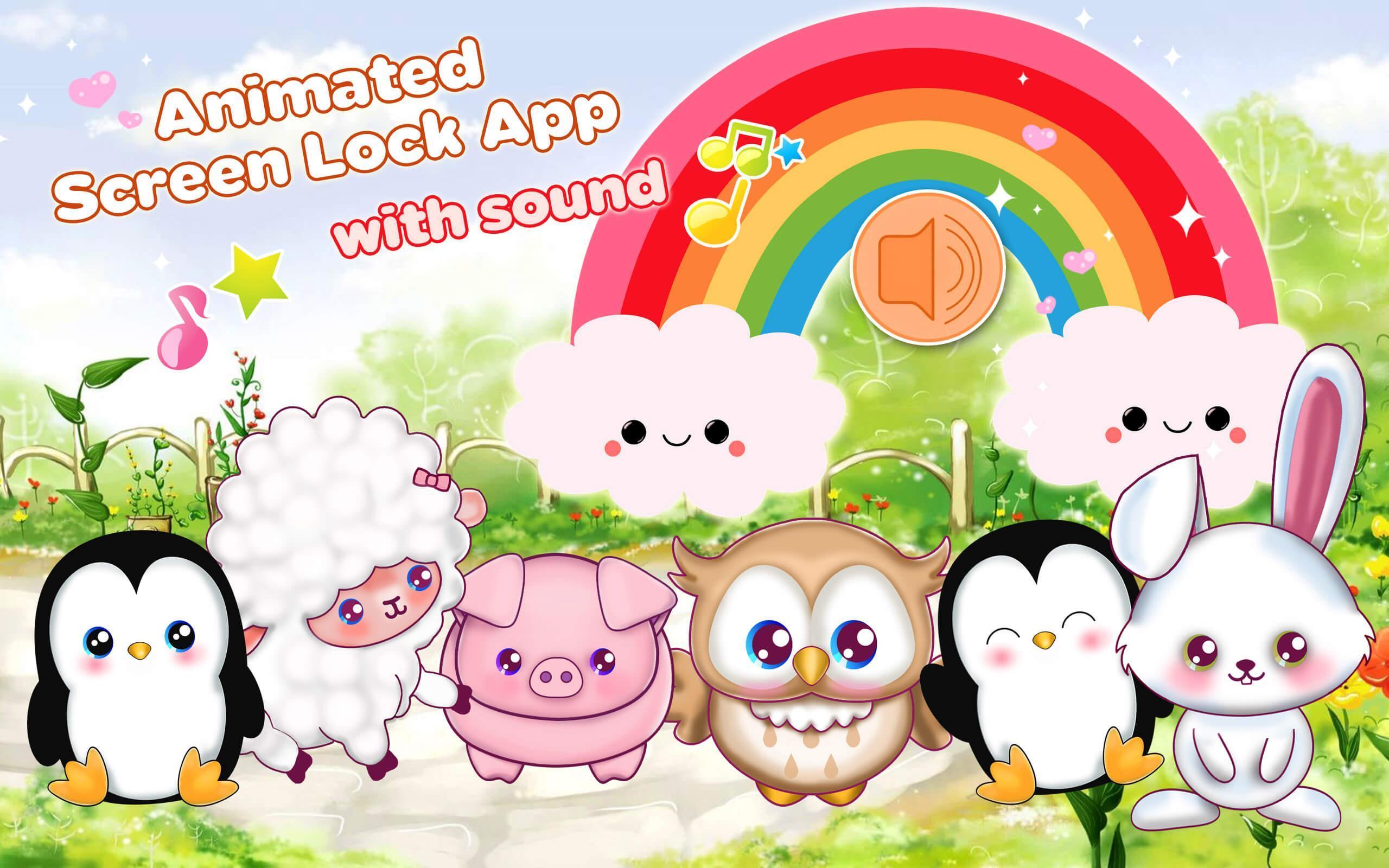 1010+ Download Gambar Animasi Hewan Lucu HD Terbaru