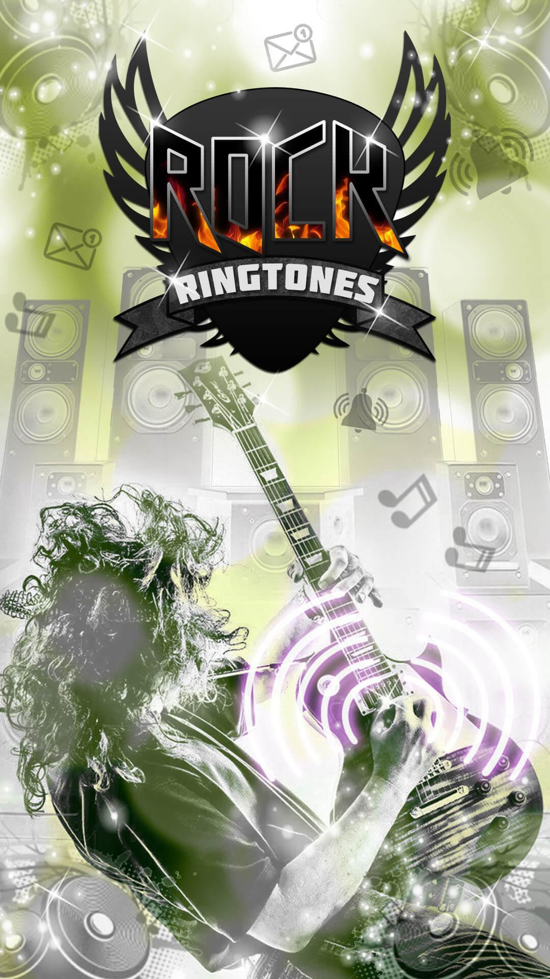 Rock Ringtones Free 🎸 Best Notification Tones for Android