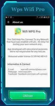 WPSAPP WIFI Wps Pro poster