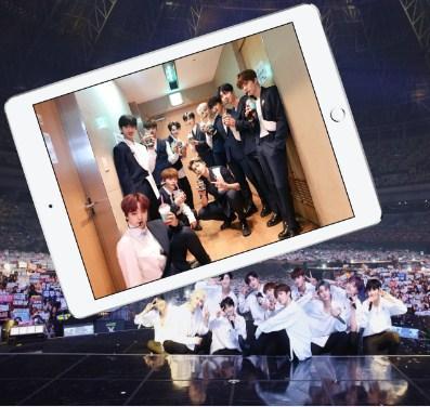 X1 Kpop Wallpaper Quantum Leap Flash For Android Apk Download
