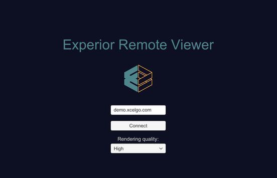 Experior Remote Viewer screenshot 3
