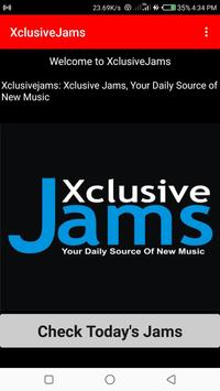 xclusivejams: Download Latest Music poster