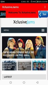 xclusivejams: Download Latest Music screenshot 1