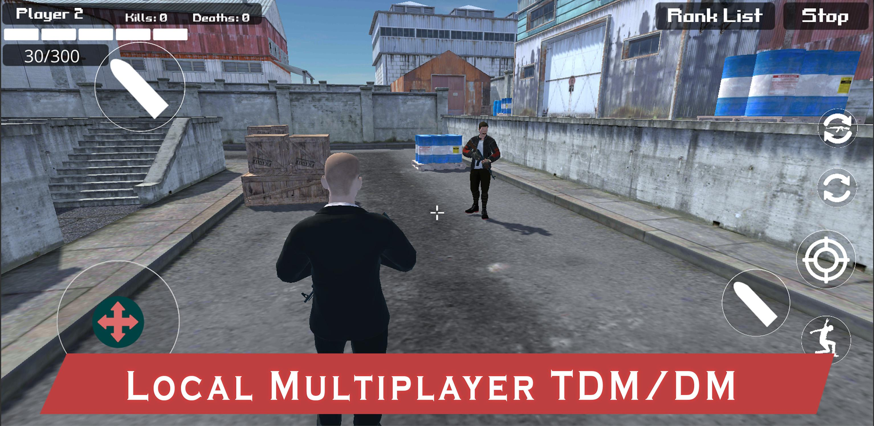 Battle of Agents Pro:Offline Multiplayer Shooting para Android - APK Baixar