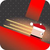 Xmas Crazy Santa Christmas Games icon
