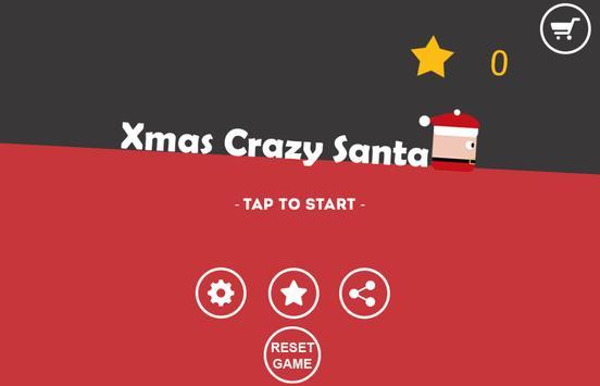 Xmas Crazy Santa Christmas Games screenshot 4