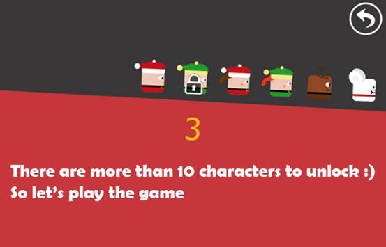 Xmas Crazy Santa Christmas Games screenshot 3