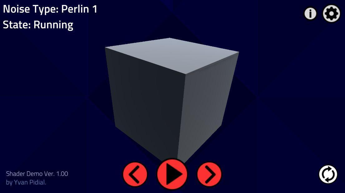 Unity Shader Demo for Android - APK Download