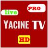 Yassin Tv 2021 ياسين تيفي live football tv HD icône