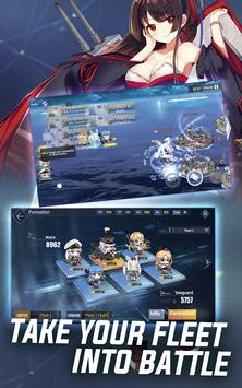 Azur Lane captura de pantalla 12