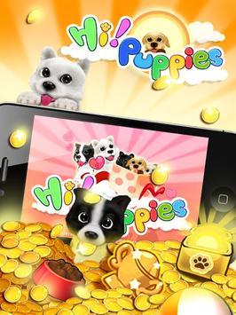 Hi! Puppies♪ poster