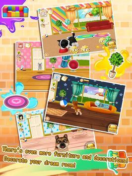 Hi! Puppies♪ screenshot 1