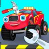 修理机器 - 怪物卡车 图标