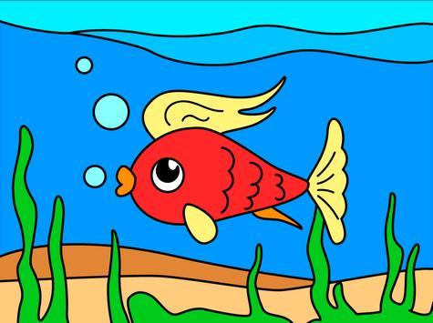 Coloring games : coloring book screenshot 2