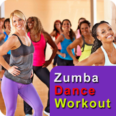 Zumba Dance Workout for Weight loss icon