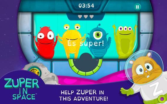 ZUPER IN SPACE screenshot 3