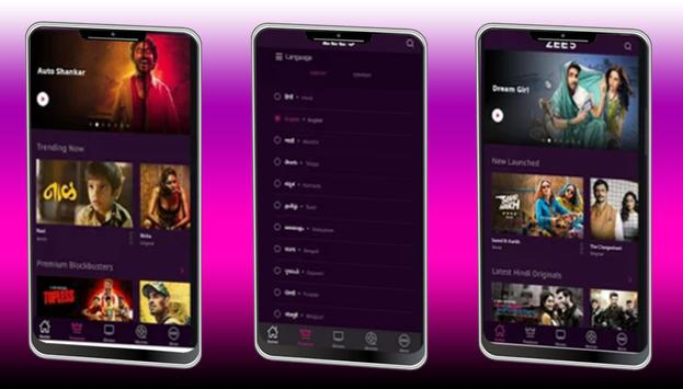 Advice ZEE5 - Live TV Shows And Latest Movies Tips screenshot 2