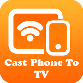 Screen Mirroring - Cast Phone to TV icon