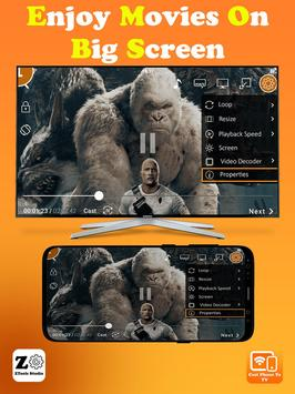 Screen Mirroring - Cast Phone to TV screenshot 11