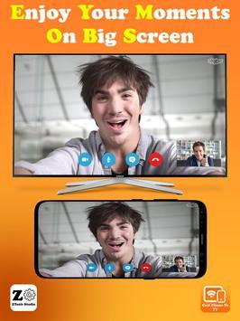 Screen Mirroring - Cast Phone to TV screenshot 9