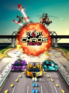 Chaos Road تصوير الشاشة 10
