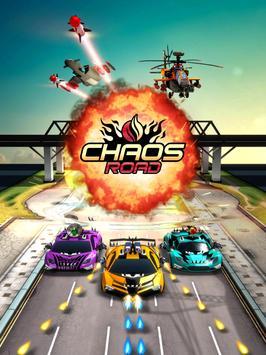 Chaos Road تصوير الشاشة 16