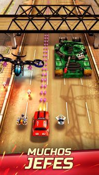 Chaos Road captura de pantalla 2
