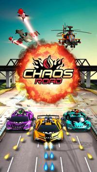 Chaos Road captura de pantalla 4