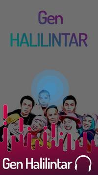 Lagu Gen Halilintar Offline + Lirik 2019 poster