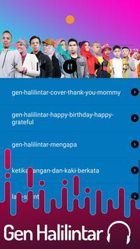 Lagu Gen Halilintar Offline + Lirik 2019 screenshot 3
