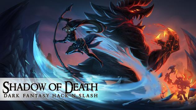 Shadow of Death: Darkness RPG - Fight Now! ảnh chụp màn hình 6