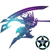 Shadow of Death: 黑暗騎士 - 火柴人格鬥 圖標